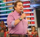 Faustão causa polêmica durante seu programa após o atleta Diego Hypólito ter sido vetado da atração