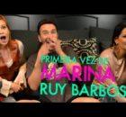 Marina Ruy Barbosa resolve falar tudo sobre a primeira transa